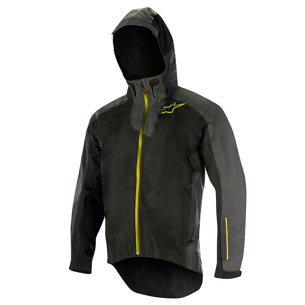 Alpinestars All Mountain 2 WP Jacket Black Steel Grey