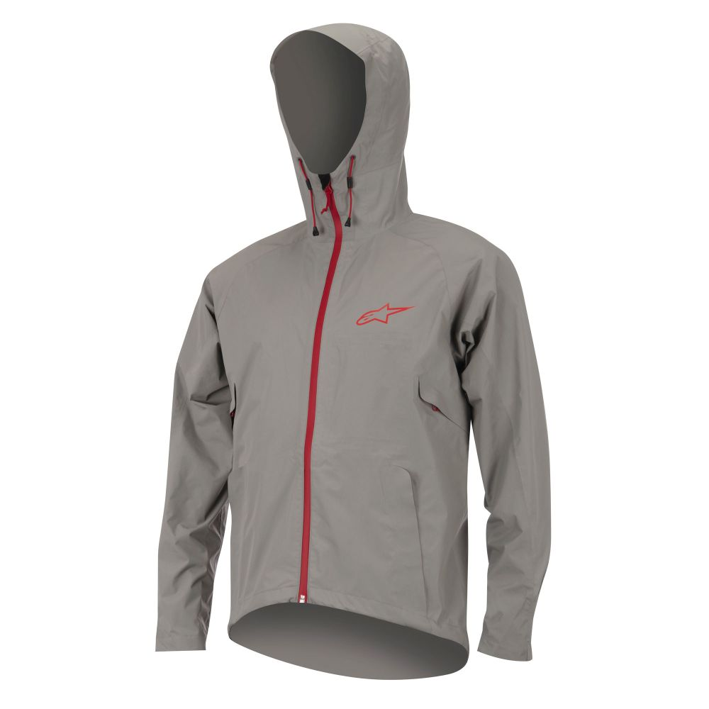 Alpinestars All Mountain Jacket Grey - velikost M