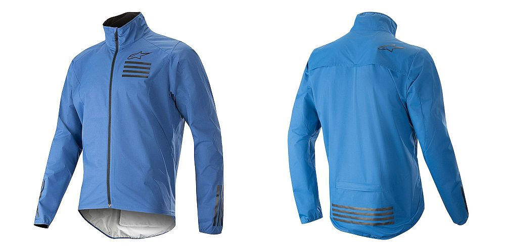 b3caf2f685 Alpinestars Descender V3 Windproof Jacket Mid Blue
