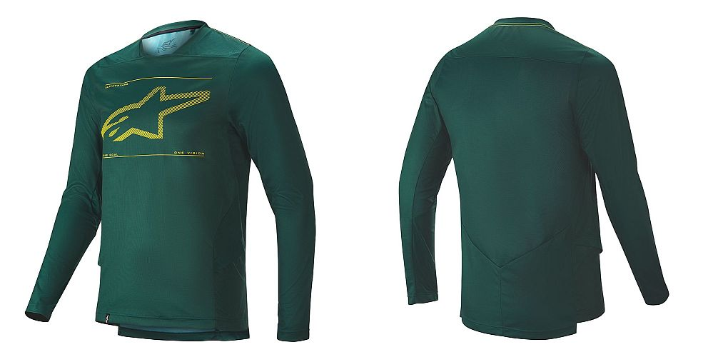 Alpinestars Drop 6.0 L/S Jersey dres Atlantic