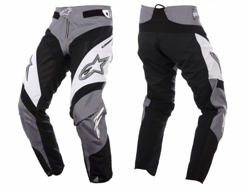 Alpinestars A-Line Pants Grey Black kalhoty velikost 32 2acfcc8e3d