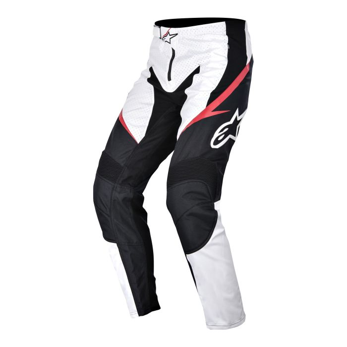 Alpinestars Sight Pants White/Black/Red kalhoty