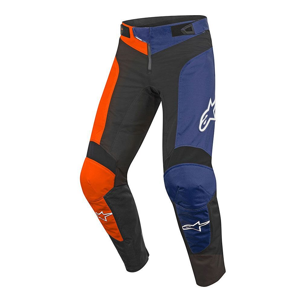 Alpinestars Vector Pants kalhoty - Black Energy Orange