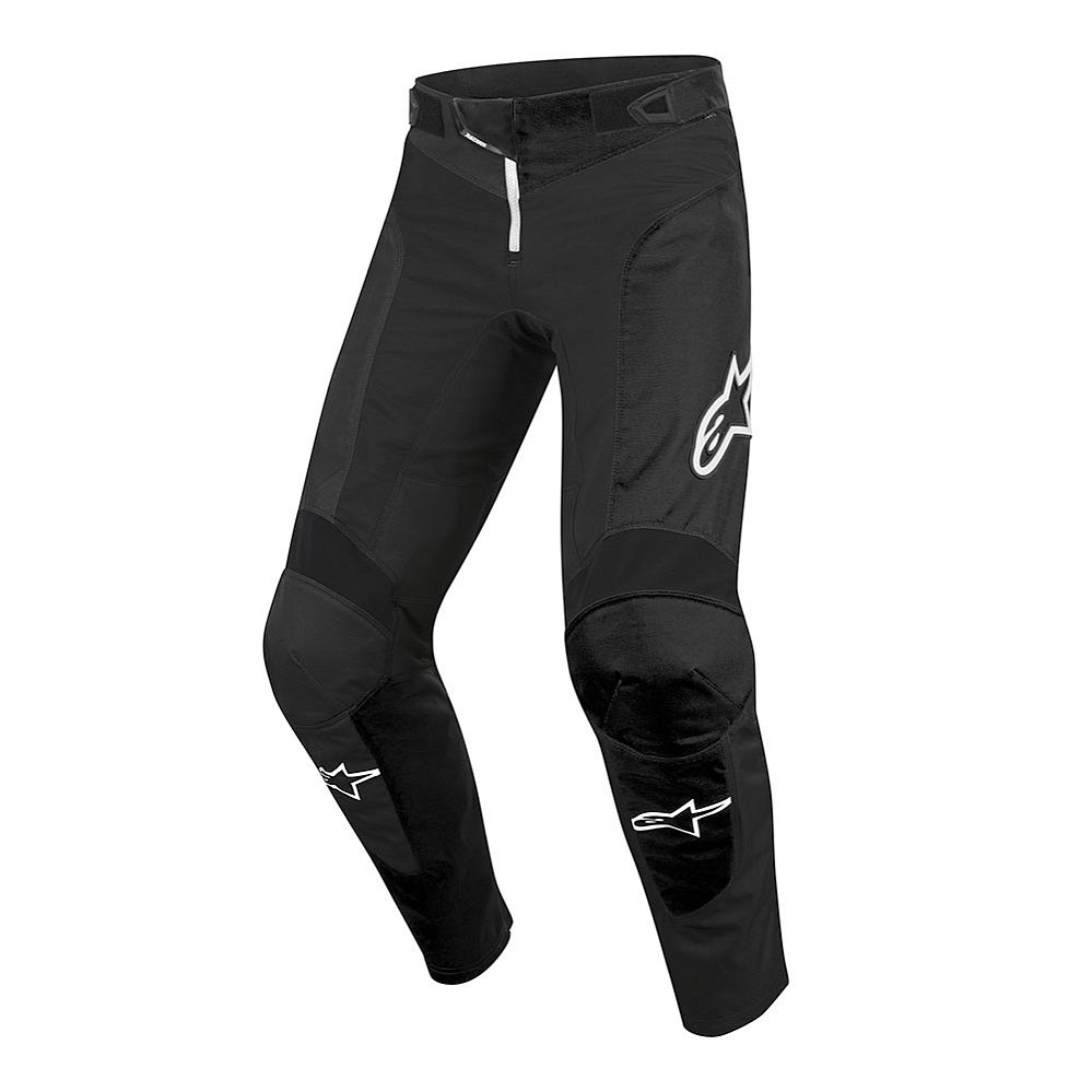 Alpinestars Vector YOUTH Pants Black White