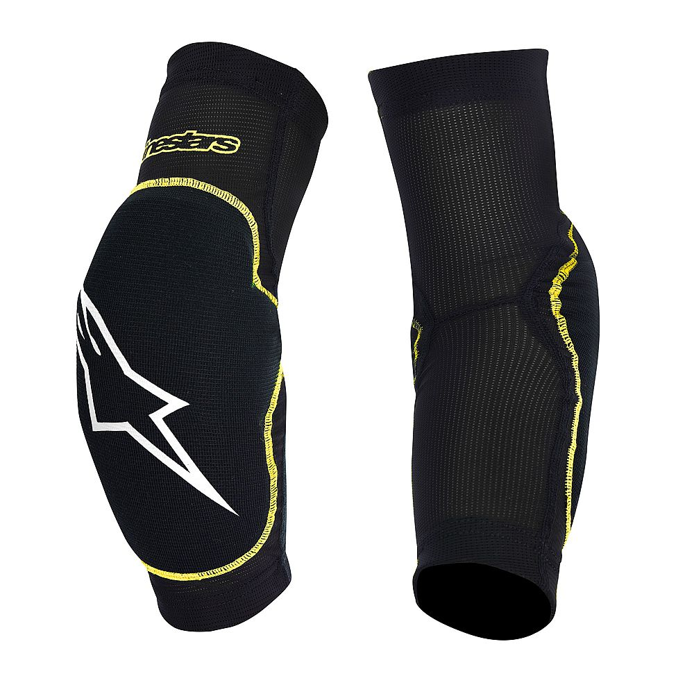 Alpinestars Paragon Yellow/Black elbow