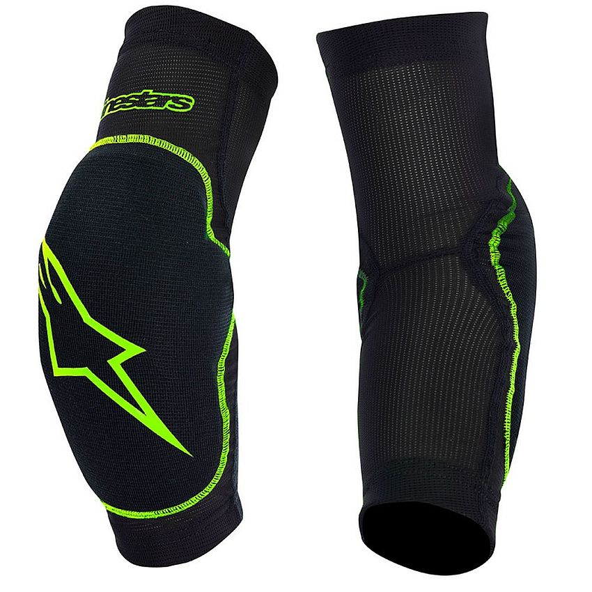 Alpinestars Paragon Grey/Black elbow