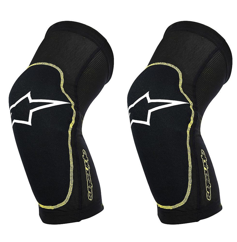 Alpinestars Paragon knee Yellow/black