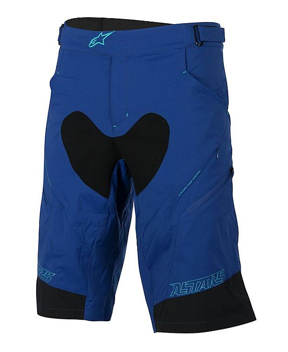 Alpinestars Drop 2 Shorts Blue Stratos Aqua