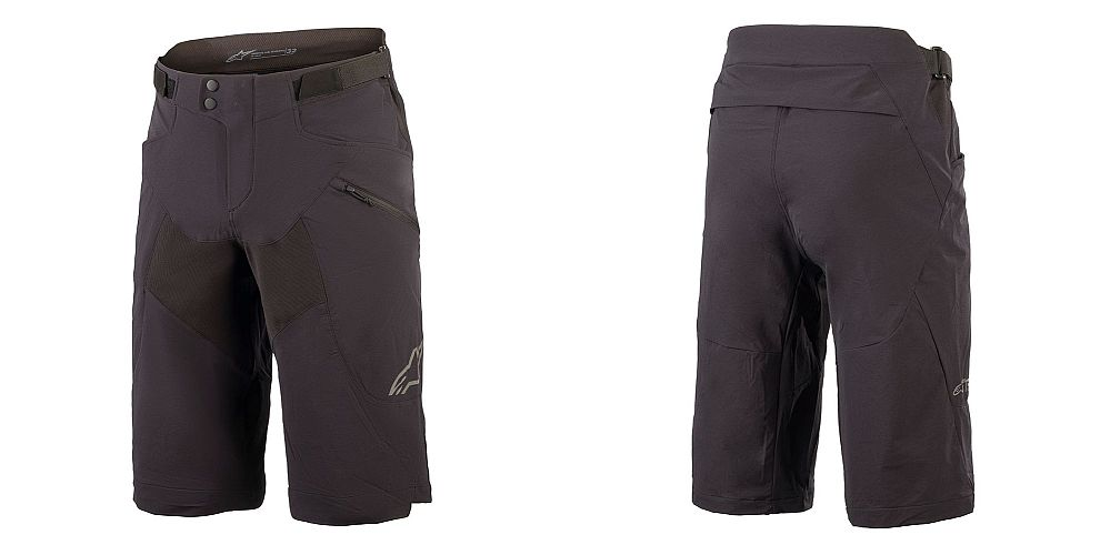 Alpinestars Drop 6.0 Shorts Black