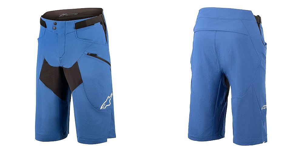 Alpinestars Drop 6.0 Shorts Mid Blue