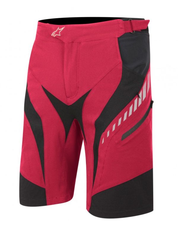Alpinestars Drop Shorts True Red / White size 36