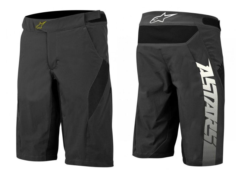 Alpinestars Hyperlight Shorts Black - černé
