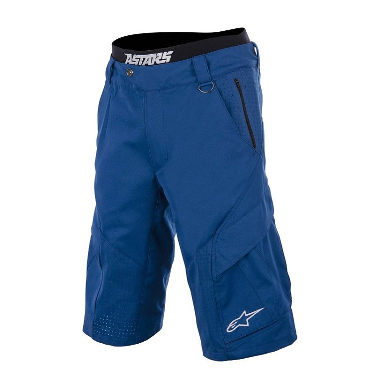 Alpinestars Manual Shorts Dark Blue White size 32