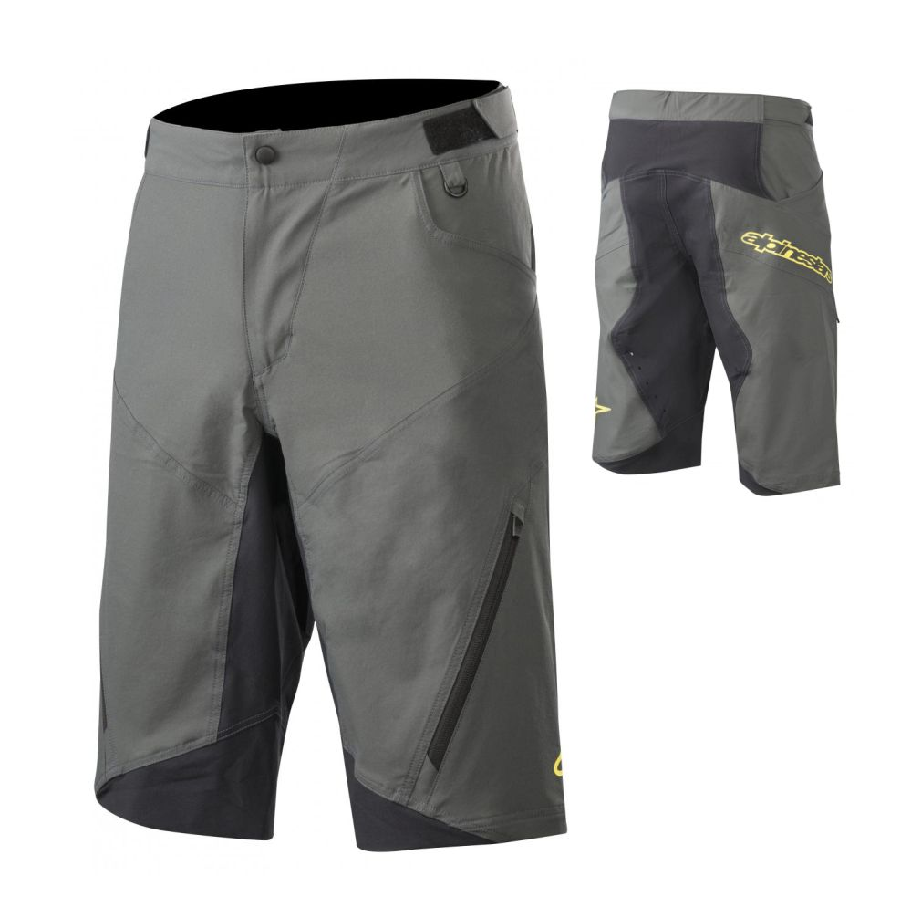 Alpinestars Northshore Shorts DK Shadow Acid Yell velikost 32