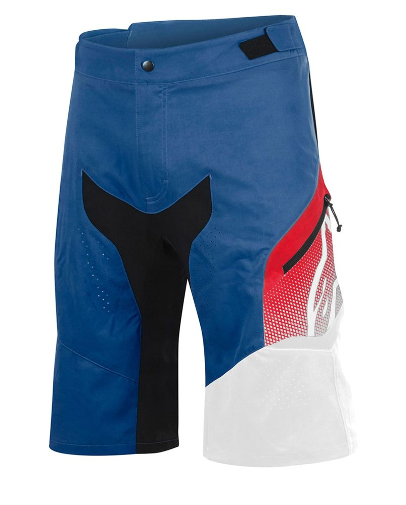 Alpinestars Predator Shorts Royal Blue/Red/White kraťasy