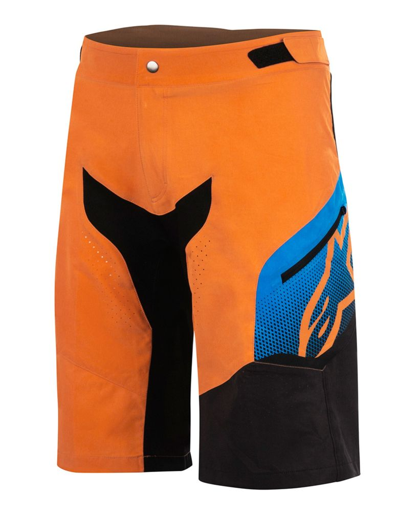 Alpinestars Predator Shorts Bright Orange/Bright Blue