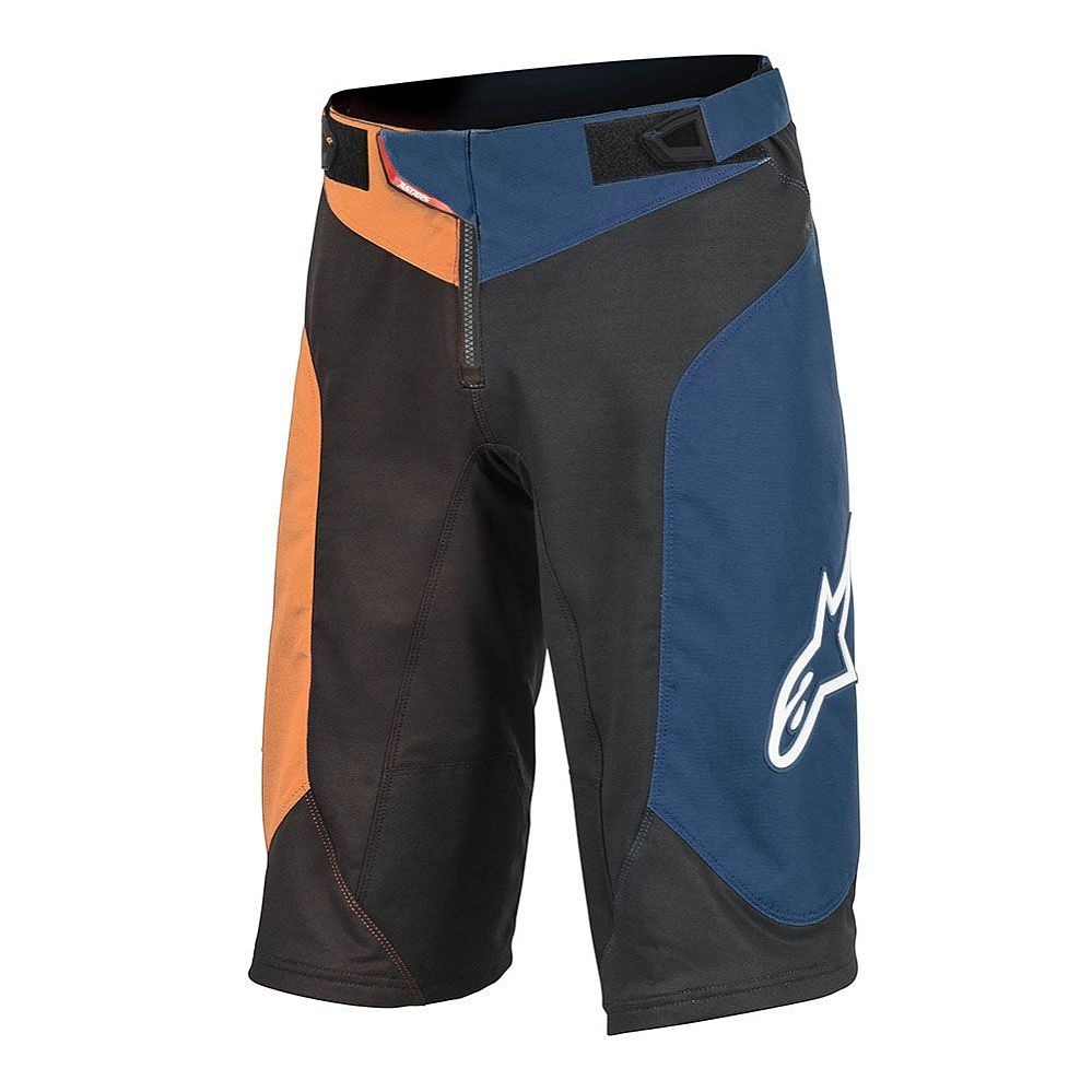 Alpinestars Vector YOUTH Shorts dětské kraťasy Black/Orange