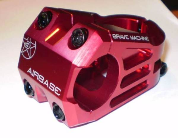 Brave Airbase LTD stem 31,8 mm red