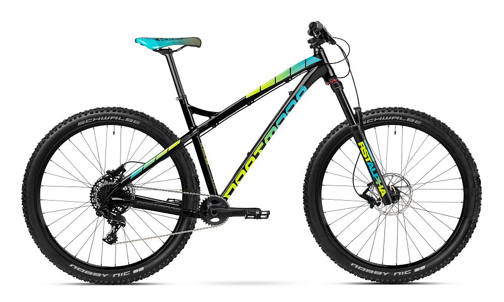 Dartmoor Primal EVO 29 bike Black Sea Lemon