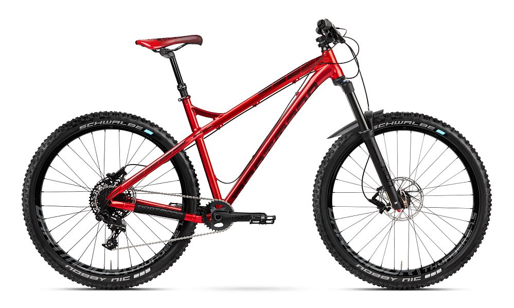 Dartmoor Primal PRO 27,5+ bike Red Devil