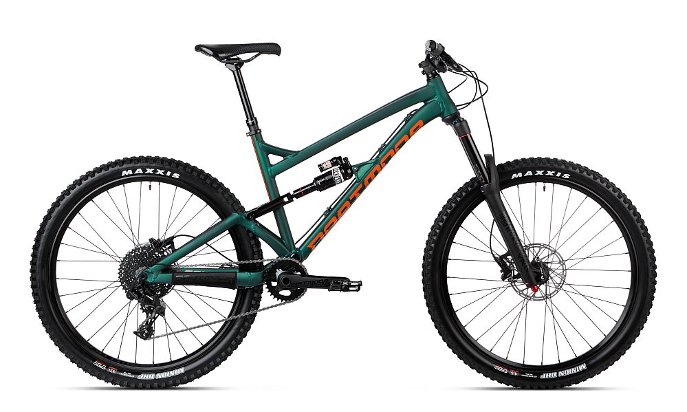 Dartmoor Blackbird EVO 27.5 bike Scout Green