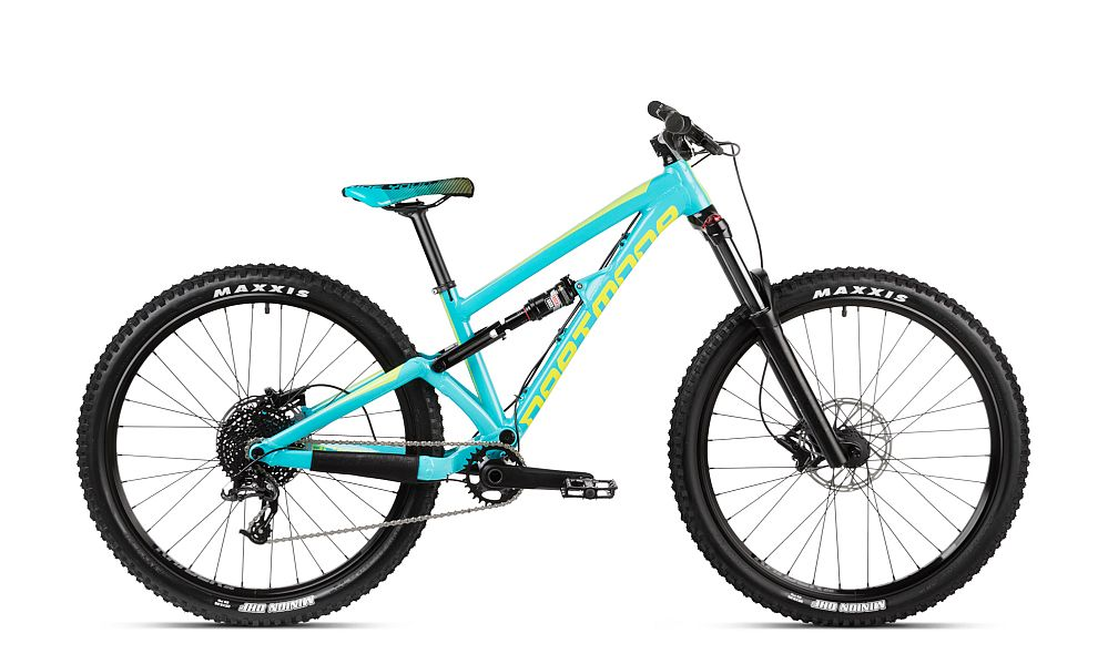 Dartmoor Blackbird Junior complete bike Sea Lemon