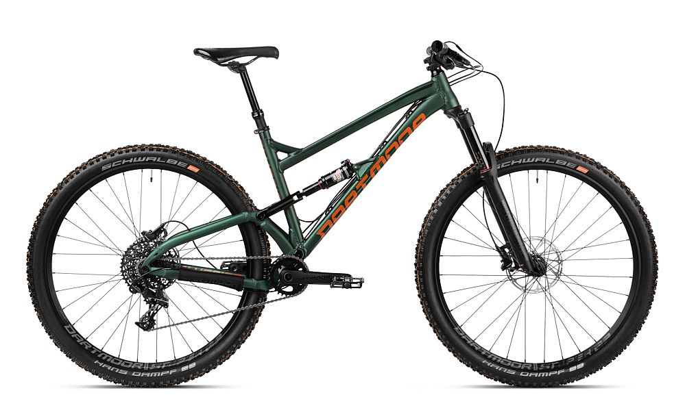 Dartmoor Bluebird PRO 29 bike Scout Green