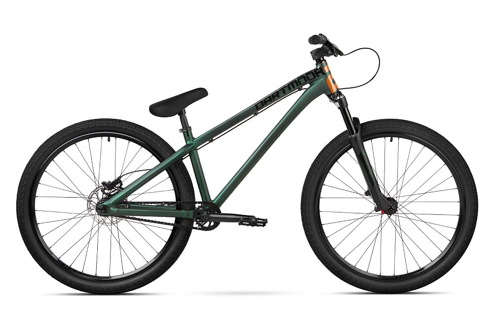 Dartmoor Two6player bike Scout Green - Long