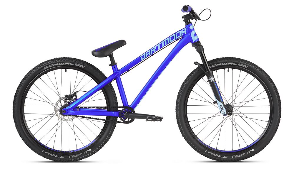 Dartmoor Two6player EVO bike - Space Blue - Long