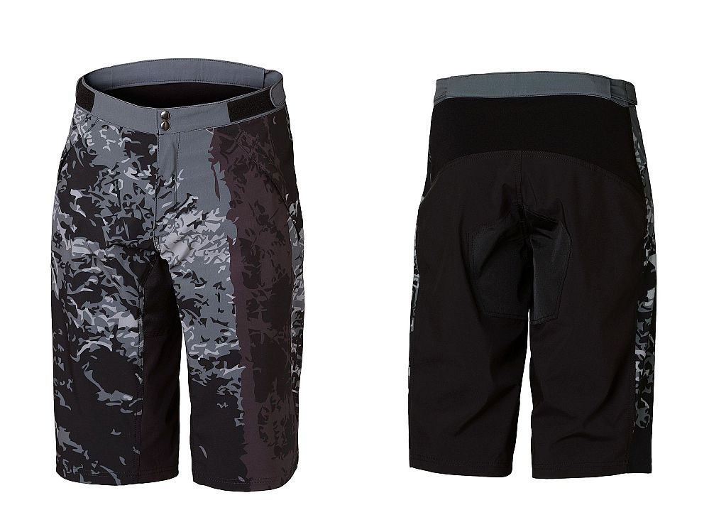 Dartmoor Woods Tech Shorts - Graphite