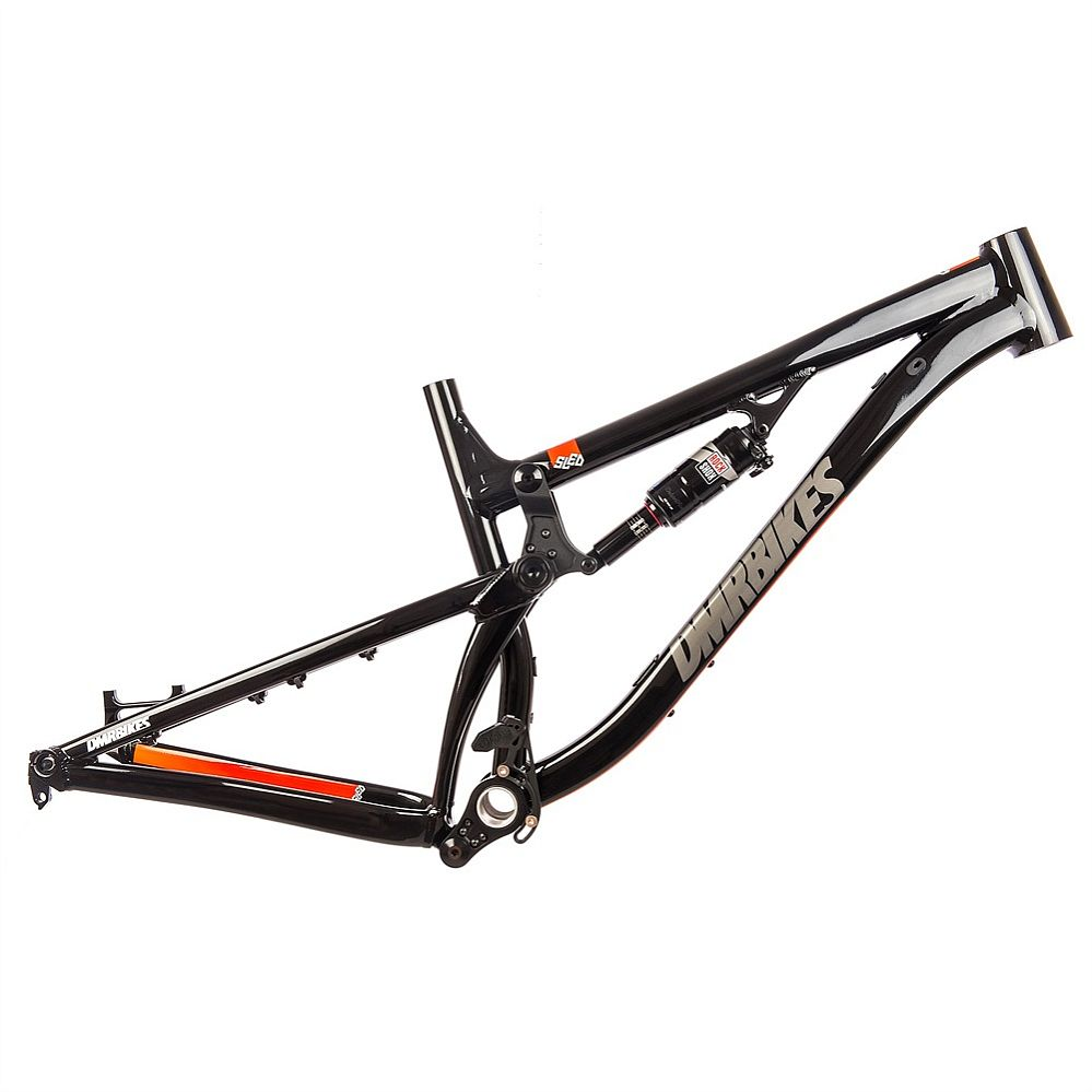DMR SLED Black - frame set