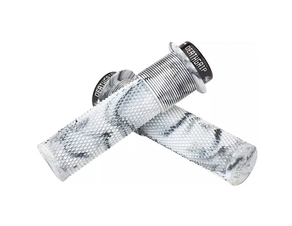 DMR Brendog Death Grip gripy Snow Camo (Thick, Soft)