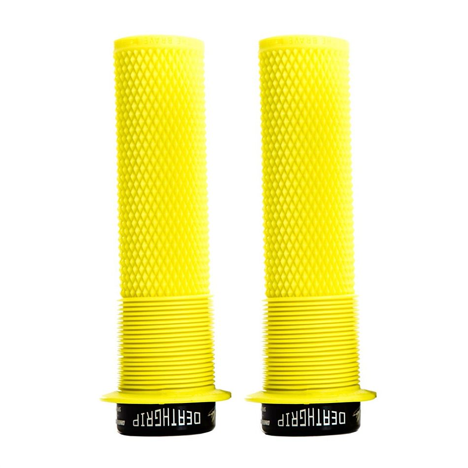 DMR Brendog Death Grip gripy Fluo Yellow žluté (Thick, Soft)