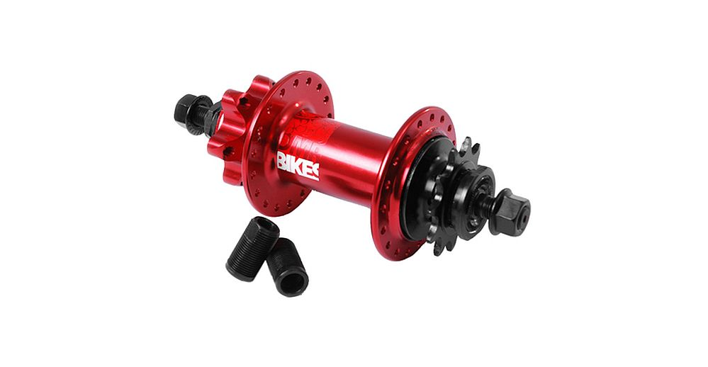 DMR Rear SS mini cassette hub (red, 36 H)