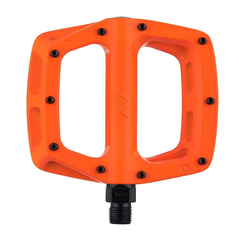 DMR Bikes V8 NEW pedály - Highlighter Orange