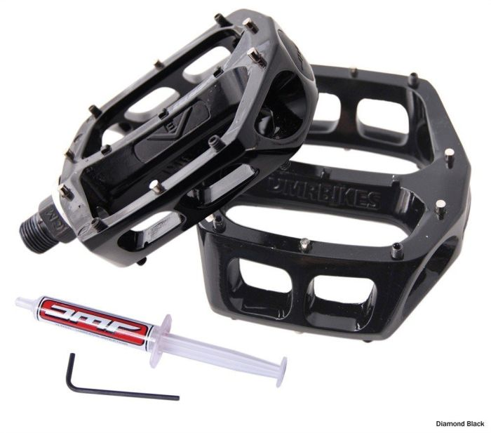 DMR Bikes V8 pedals Diamond Black