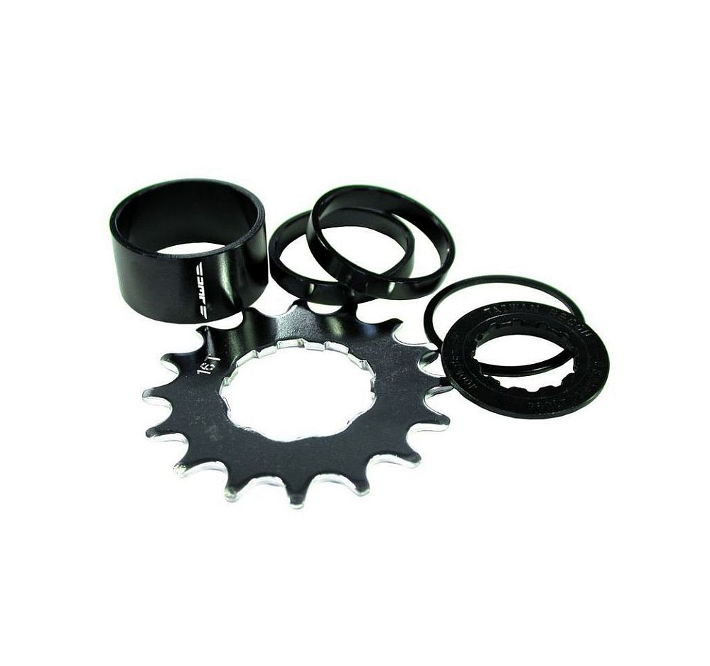 DMR Single Speed Spacer Kit (jednorychlostní adaptér) 16 zubů
