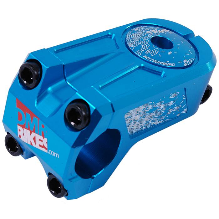 DMR Swarm OS stem 31,8 mm blue