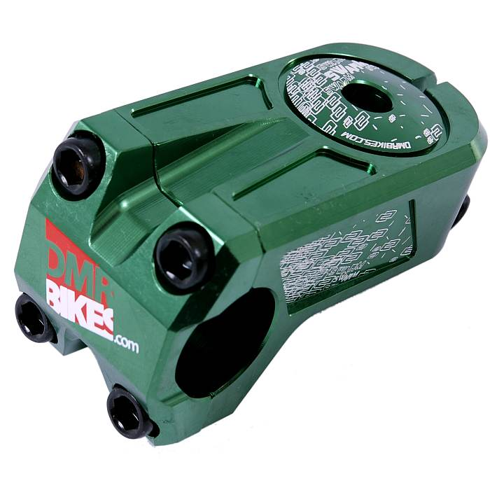 DMR Swarm OS stem 31,8 mm green