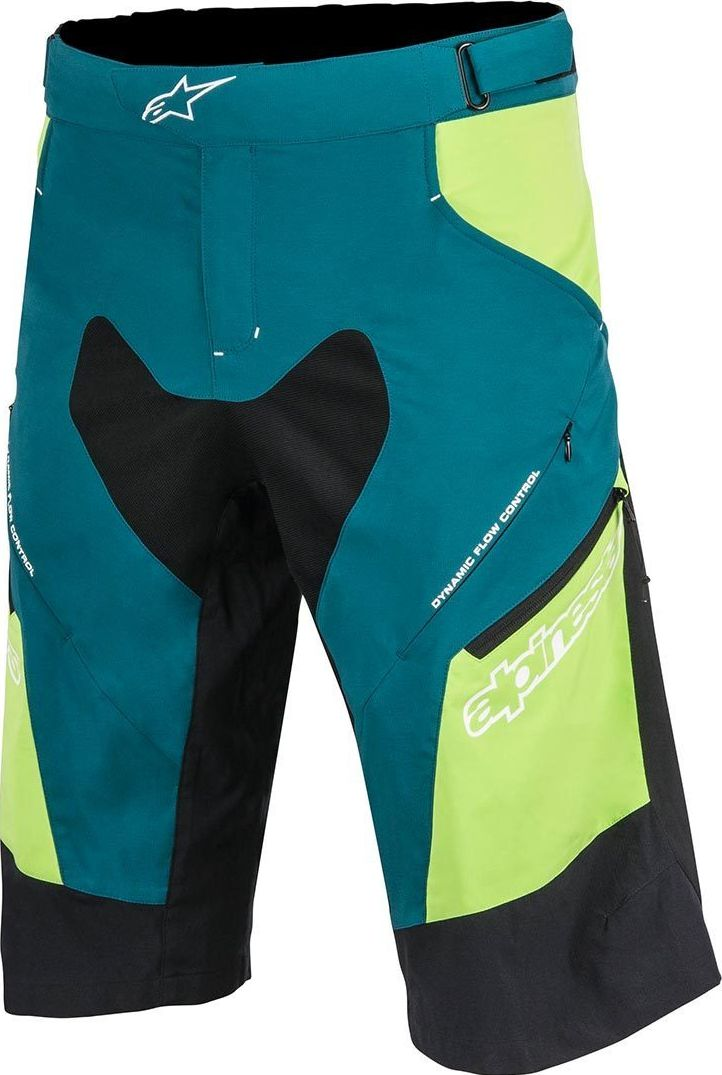 Alpinestars Drop 2 Shorts Shaded Spruce Green Black