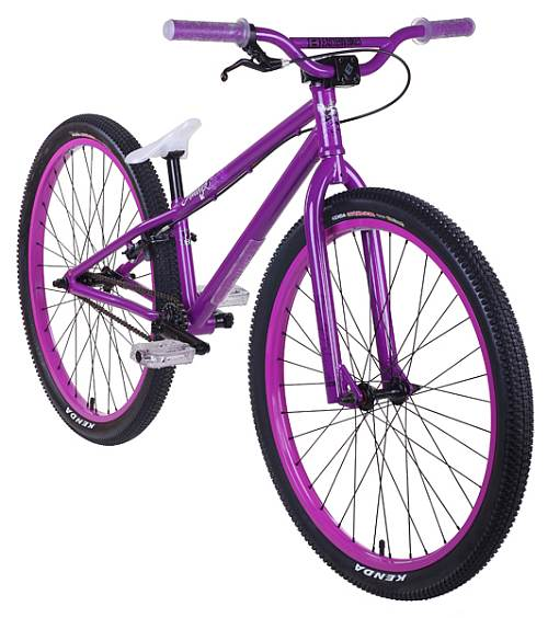 "Eastern Traildigger 26"" purple"