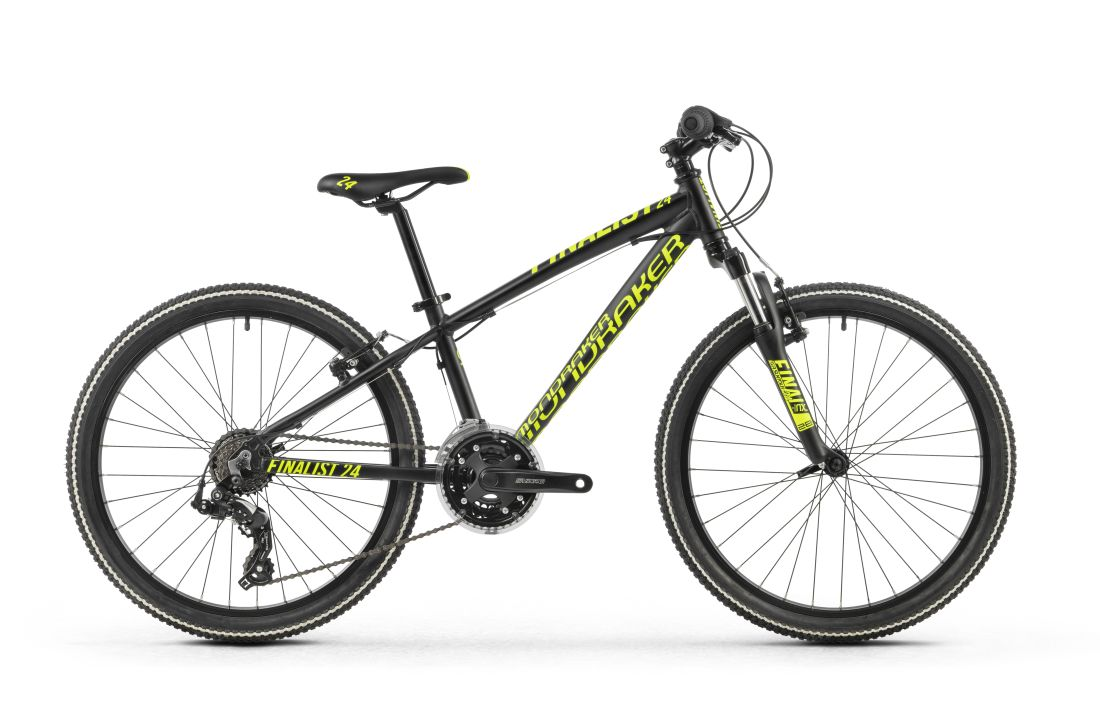 2016 Mondraker Finalist 24 kid - black/yellow