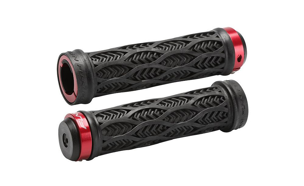 FUNN Combat 3 grips lock on Black