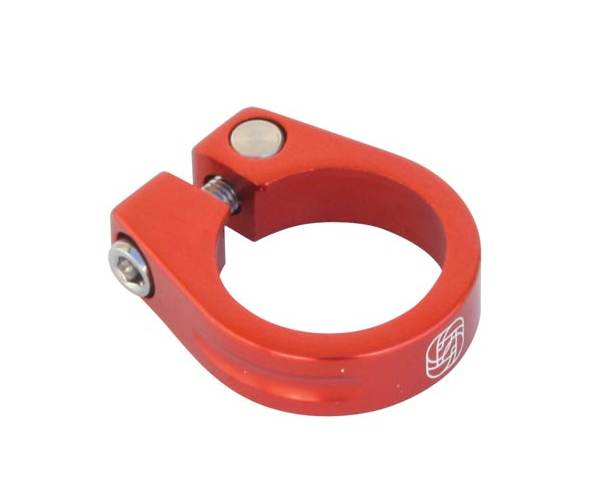 Gusset Clench seatpost clamp red (for 27,2)