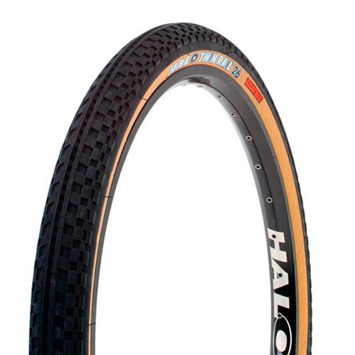 Halo Twin Rail 26 x 2.2 Skinwall tire