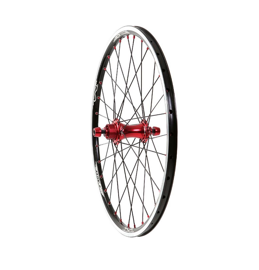 "Halo JX2 MXRC 20"" BMX race Wheel rear"