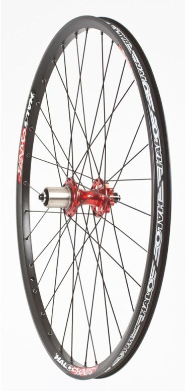 "Halo Chaos rear Trail/enduro 26"" wheel"