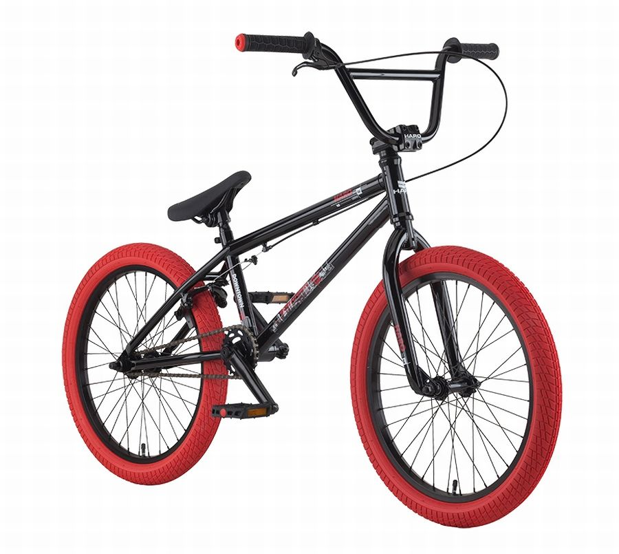 Haro Downtown Black (Red)