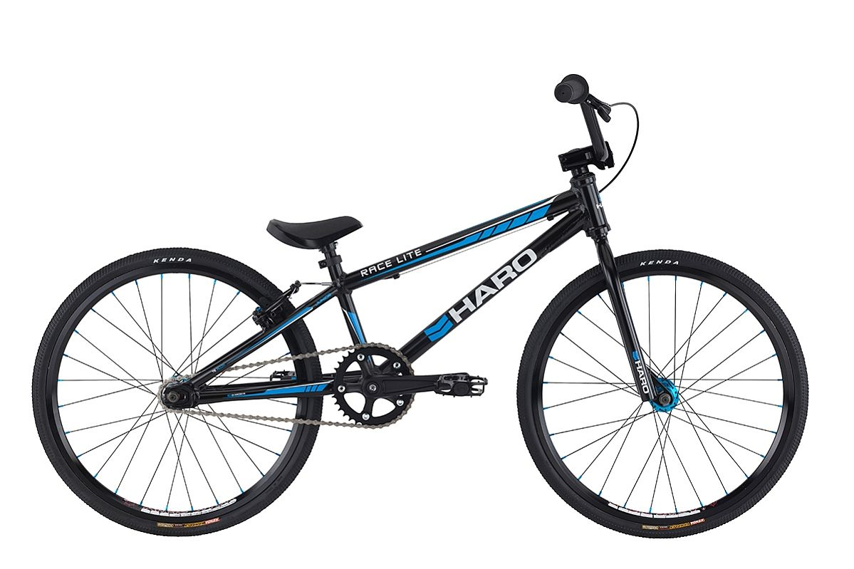 Haro BMX Race Lite JUNIOR Black/blue