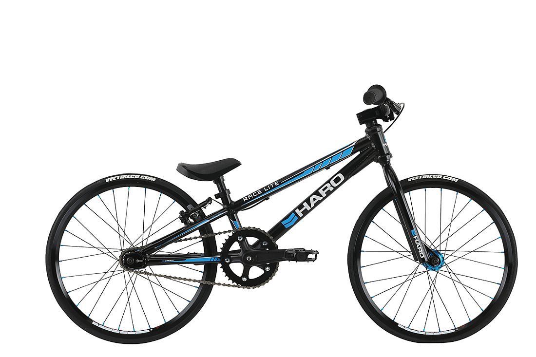 Haro BMX Race Lite MICRO MINI Black/blue